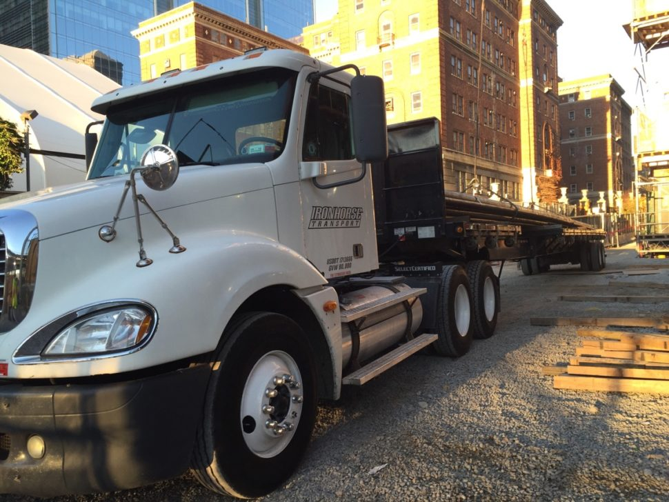 Trucking Company Union Delivery to NY, NJ, CT, PA | Iron