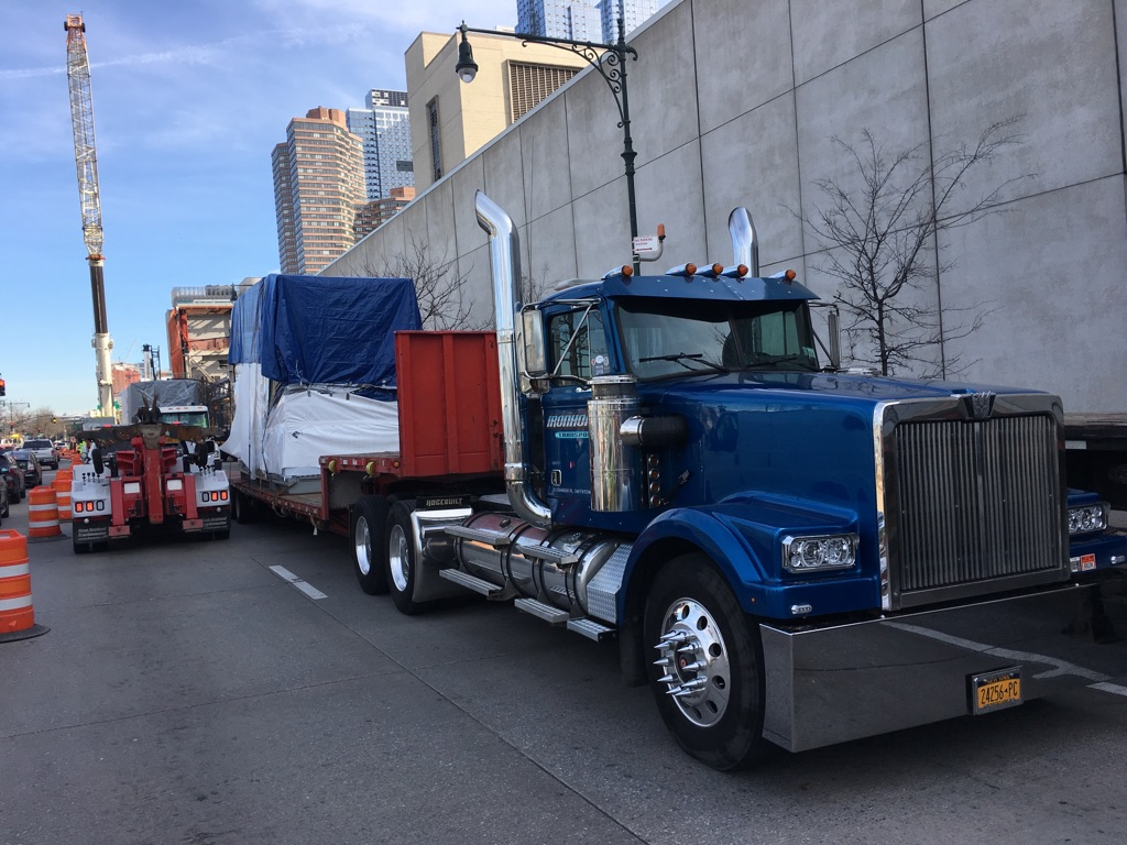 flatbed truck nyc